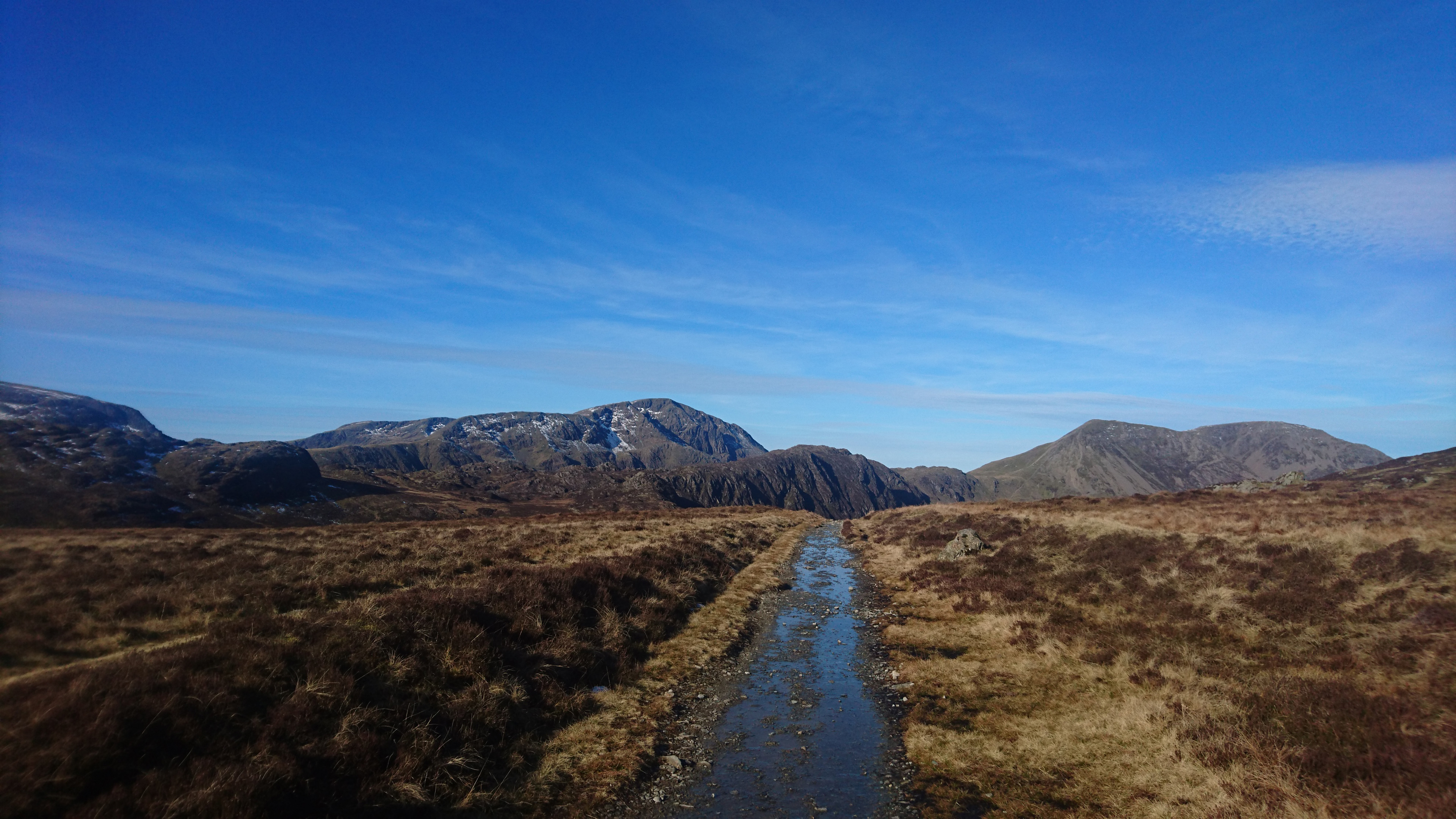 The Road to Haystacks