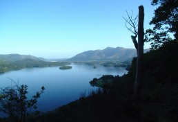 Derwentwater - Walking in the Lake District