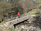 Ullswater path