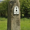 Milestone On The Costwold Way