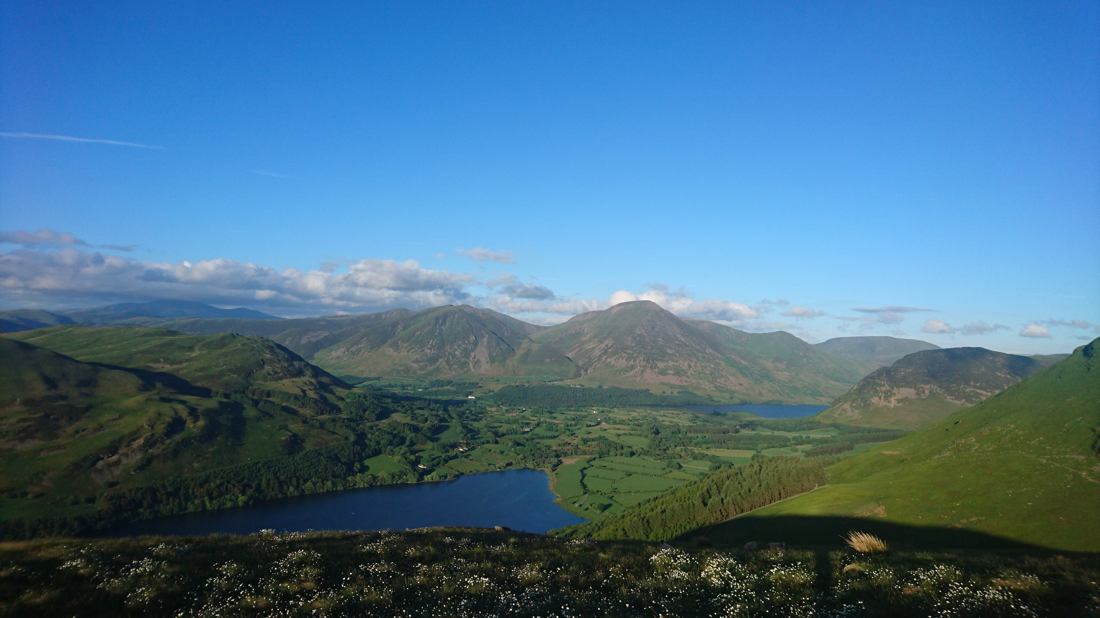 Loweswater and Crummock
