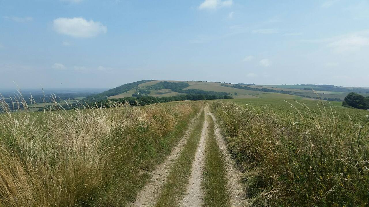 Amberley to Upper Beeding