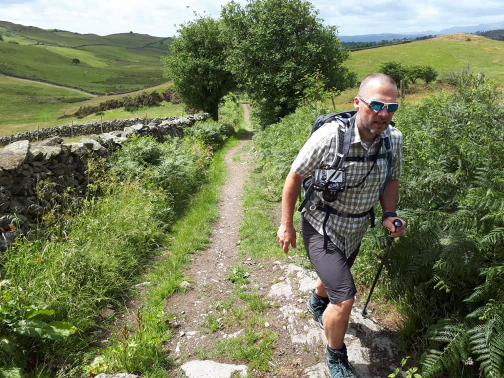 Dales Way Burneside to Bowness on Windermere
