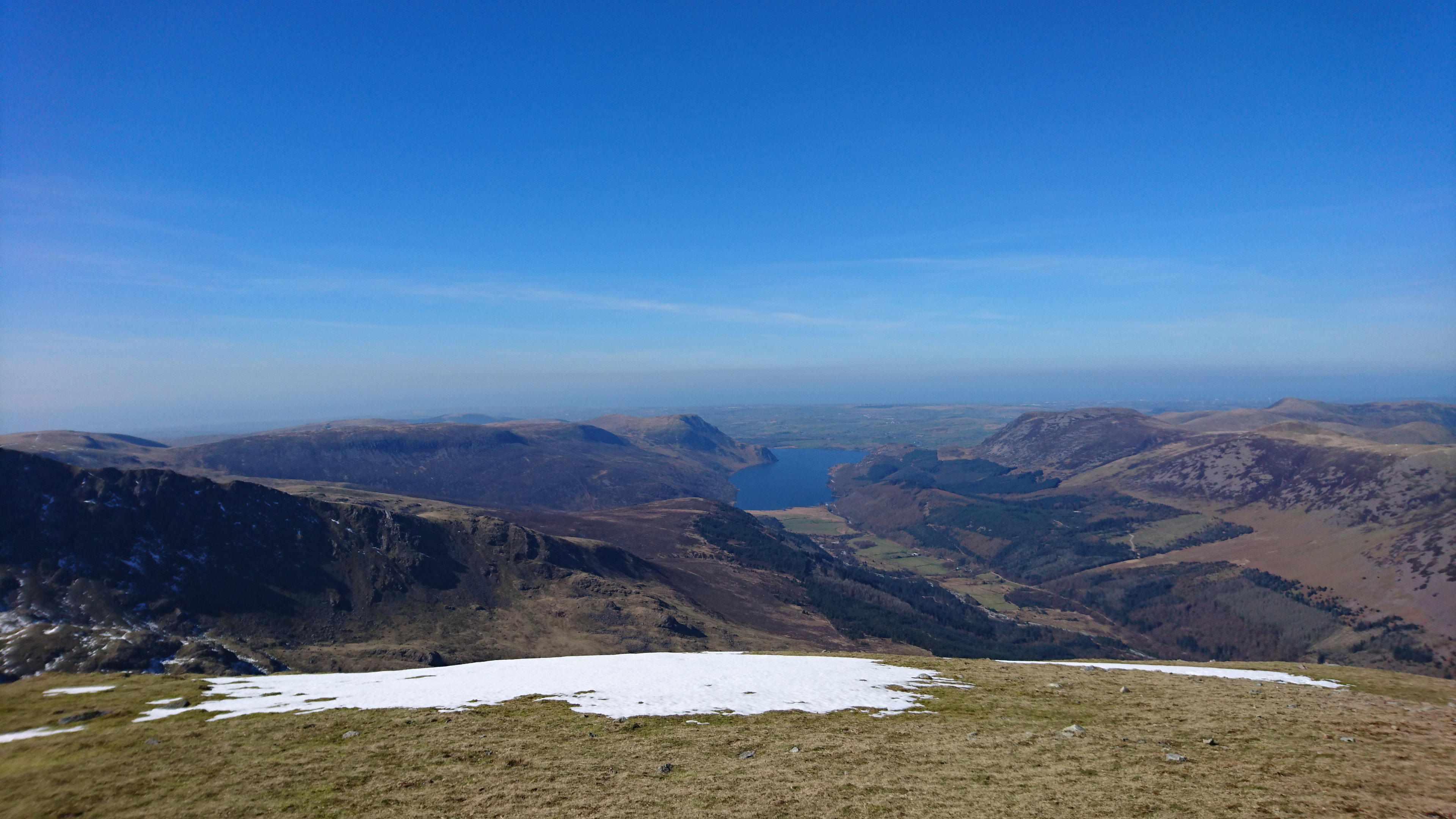 View into Ennerdale