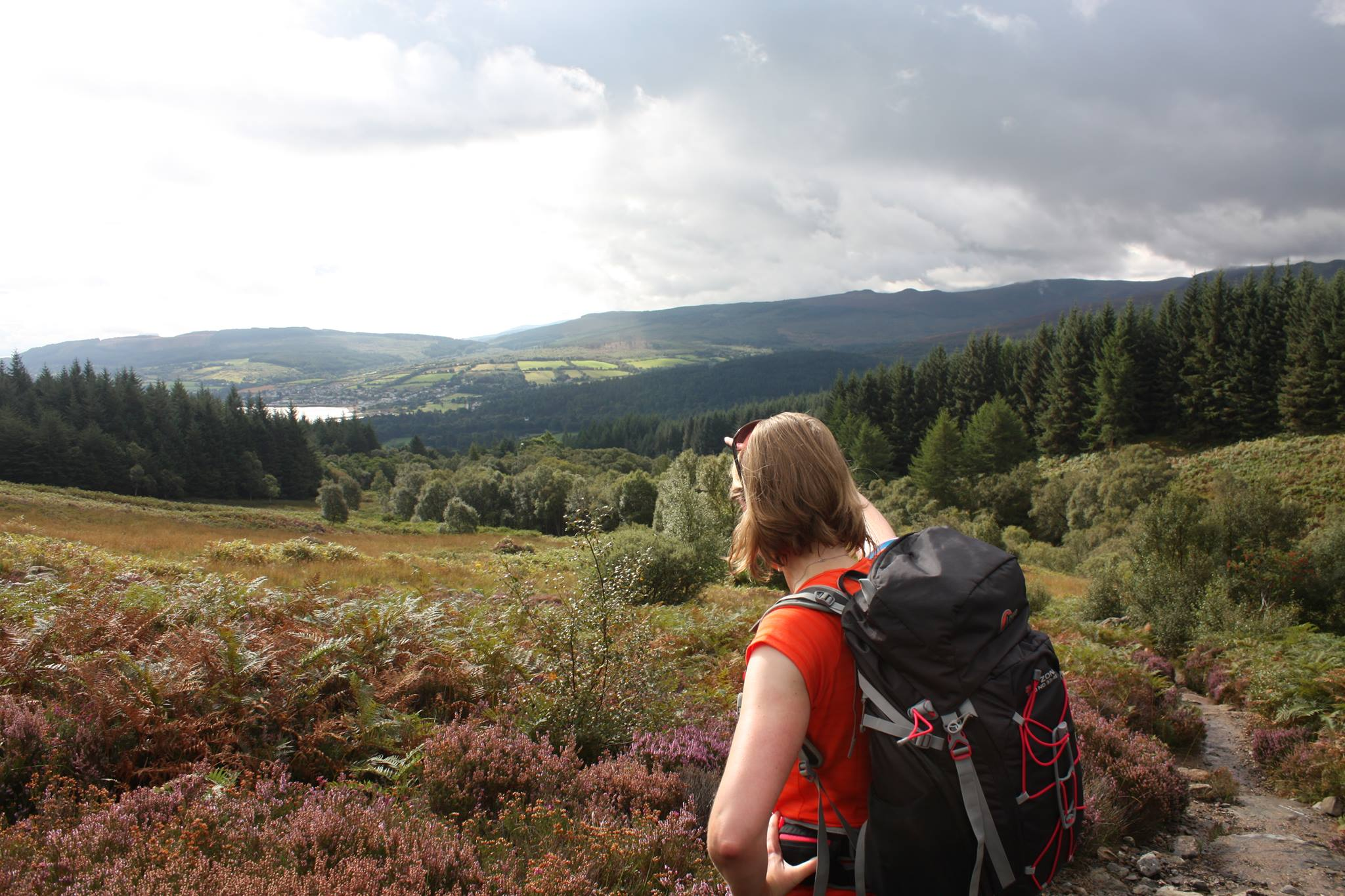 Brodick to Corrie