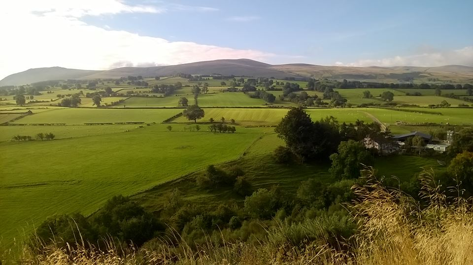 Caldbeck to Carlisle on the Cumbria Way