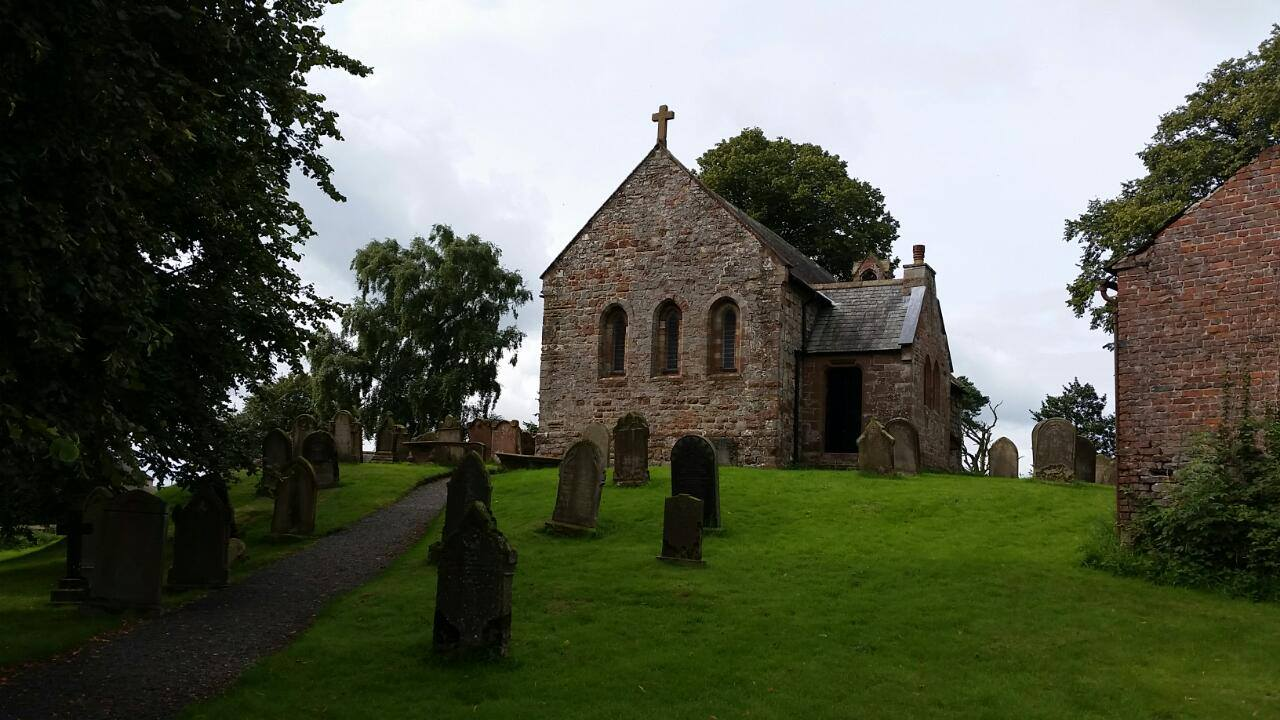 Church on Hadrian's Wall