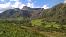 Coniston to Langdale