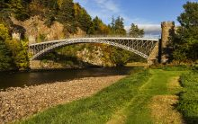 Craigellachie Bridge Speyside Way