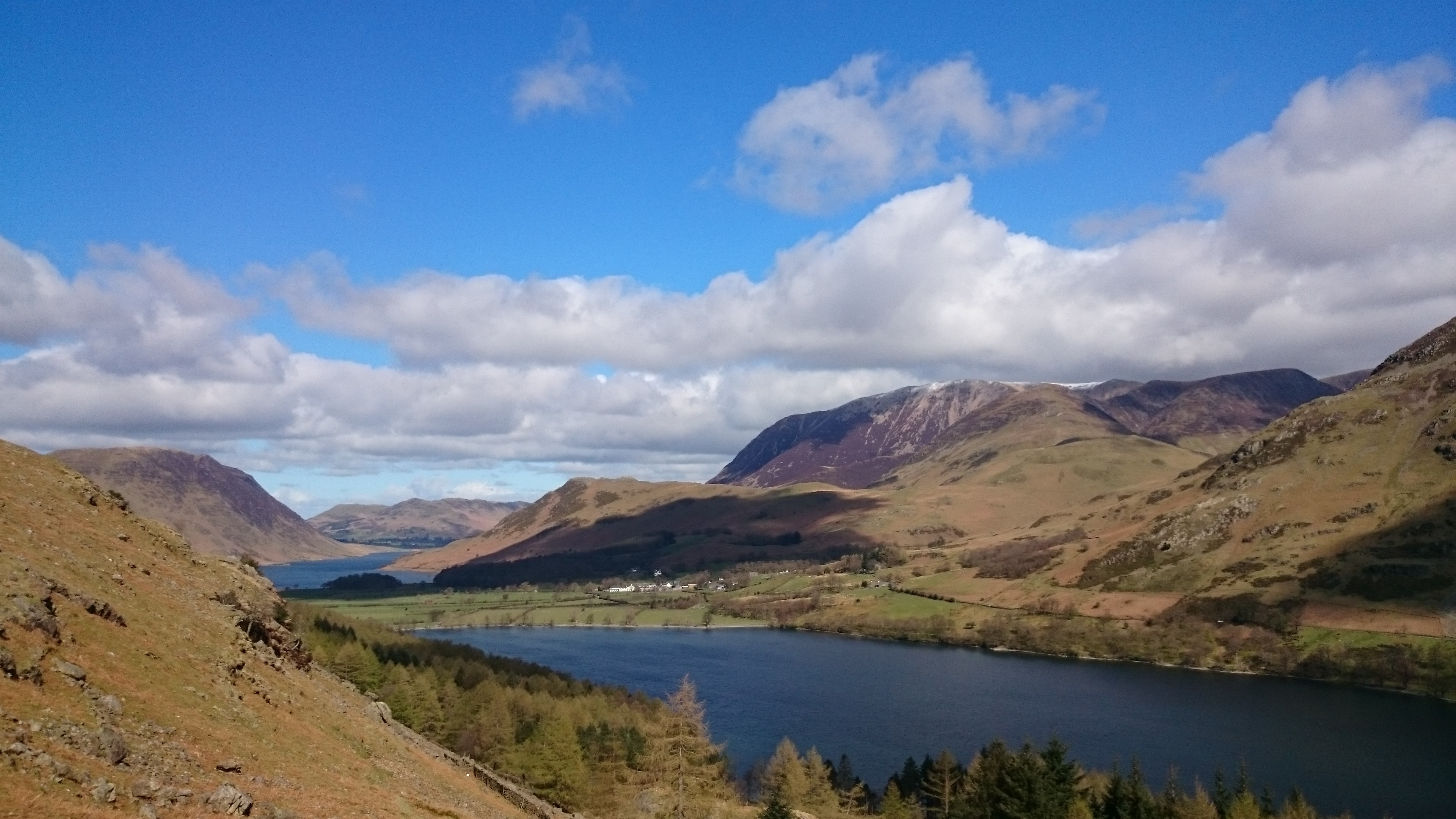 Buttermere and Crummock