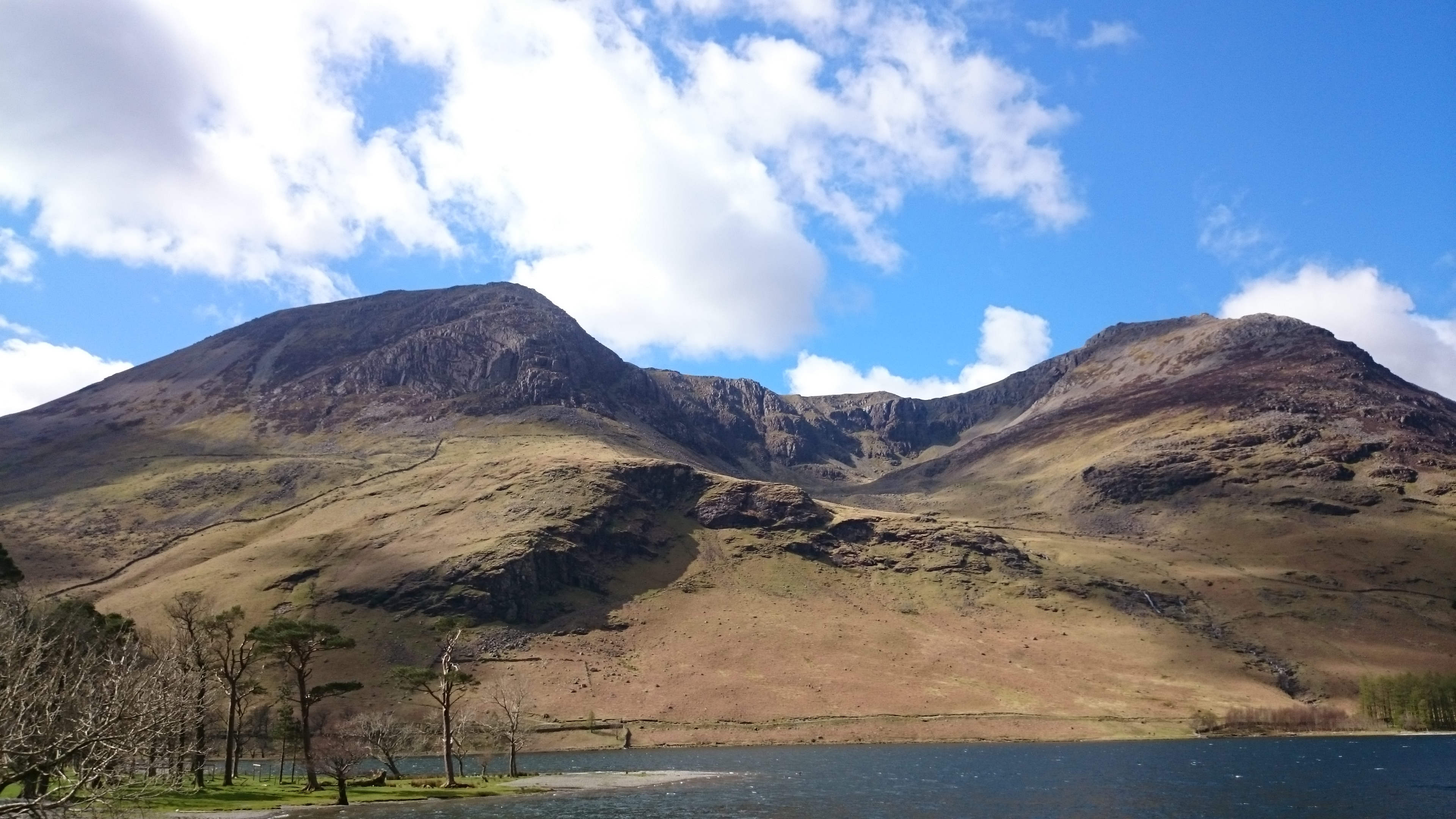 High Crag and High Stile