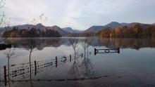 Derwentwater at Autumn