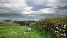 Hadrian's Wall Northumberland