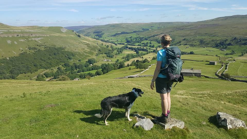 Herriot Way Hawes to Keld