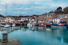 Padstow Harbour - South West Coast Path