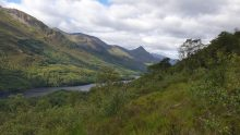 West Highland Way Day 7a Kinlochleven to Fort William
