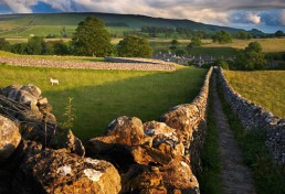 Walking the Dales Way