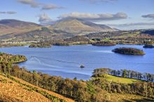 Derwent Water & Keswick from Catbells